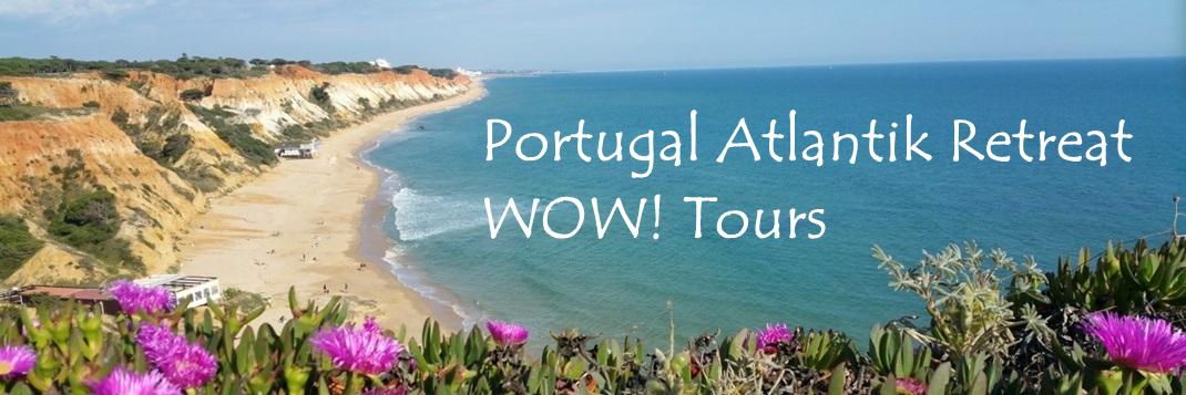 Portugal Retreat Anzeige