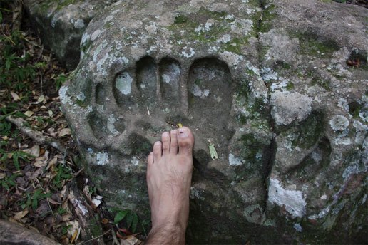 giant footprint 3